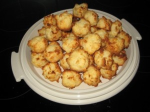 Cocada's Boliviaanse koekjes