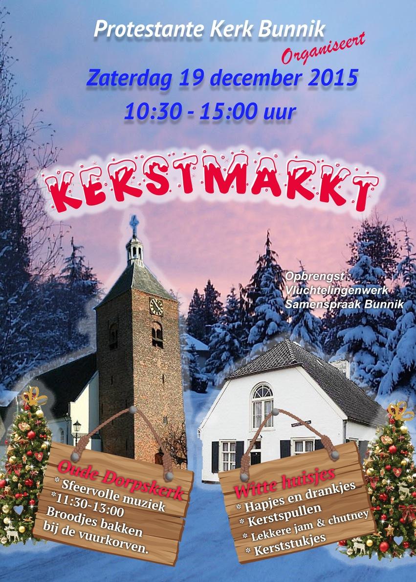 Kerstmarkt Archives Protestantse Gemeente Bunnik